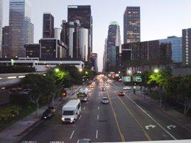 ダウンタウン ロサンゼルス downtown los angeles