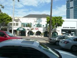California Pizza Kitchen Westwood Village Los Angeles
